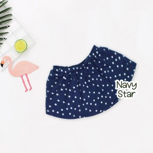 MEZ 5.5 NAVY STAR SHORT PANTS GIRL