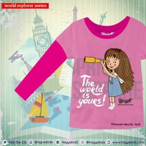 UR 7.3 THE WORLD KAOS ANAK UPRIGHT