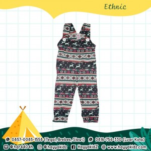 BB 5.1 ETHNIC JUMPSUIT  BOBO