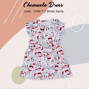 CHM 7.7 WHITE SANTA DRESS CHAMEELO