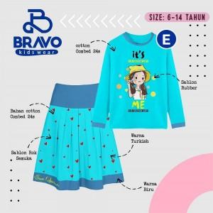 BR 4.5 E BLUE IT'S SET ROK BRAVO